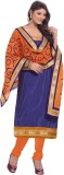 Florence Chanderi Embroidered Salwar Sui...