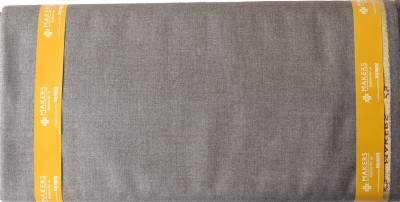 Makers Cotton Polyester Blend Solid Safari Fabric
