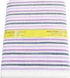 Selection Indigo Cotton Linen Blend Stri...