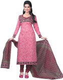 Wedding Villa Cotton Printed Dress/Top M...