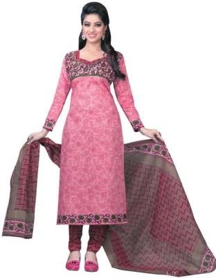 Wedding Villa Cotton Printed Dress/Top Material