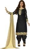 Meghali Cotton Embroidered Salwar Suit D...
