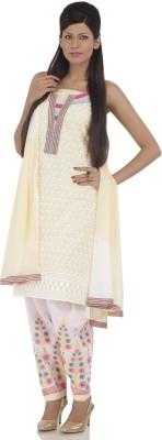 Chhabra 555 Cotton Printed Salwar Suit Dupatta Material