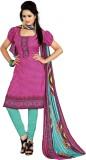 Nazaquat Crepe Printed Salwar Suit Dupat...