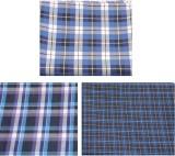 Jhon Diego Cotton Checkered Shirt Fabric...
