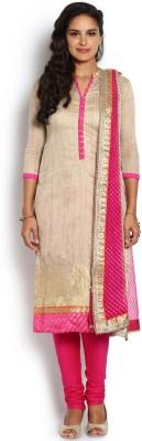 Soch Chiffon Embroidered Salwar Suit Dupatta Material