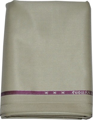 Raymond Home Polyester, Viscose Solid Suit Fabric