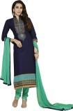 V-Karan Cotton Embroidered Salwar Suit D...