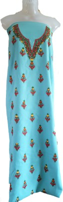 skhoza Cotton Embroidered Kurta & Churidar Material
