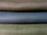 Selection Indigo Polyester Solid Trouser...