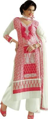 GULNAAZ 2201 Cotton Embroidered Salwar Suit Dupatta Material