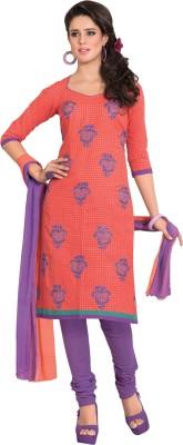 Ashika Cotton Floral Print Salwar Suit Dupatta Material