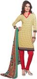 Panchi Crepe Printed Salwar Suit Dupatta...