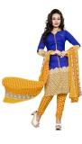 Dealsure Cotton Printed Salwar Suit Dupa...