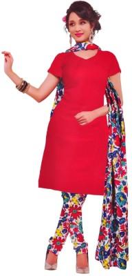Freshboss Cotton, Chiffon Solid Salwar Suit Dupatta Material