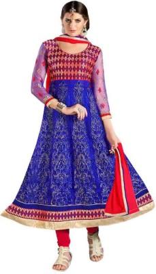 King Sales Net Embroidered Salwar Suit Dupatta Material