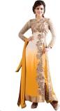 Radhe Fashion Georgette Embroidered Salw...