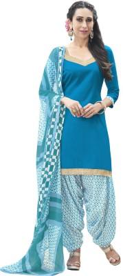 Miraan Cotton Printed Salwar Suit Dupatta Material