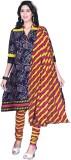 Jari Cotton Printed Salwar Suit Dupatta ...