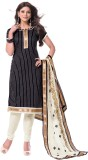 Livaaz Chanderi Floral Print Salwar Suit...