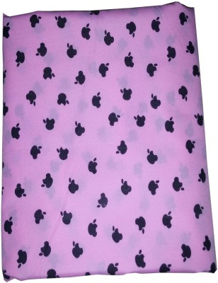 Ud Febric Cotton Polyester Blend Printed Shirt Fabric
