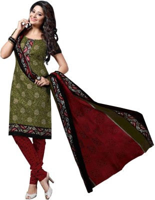 Creative Collection Cotton Printed Salwar Suit Dupatta Material