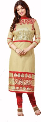 Mainakfashionvarities Cotton Embroidered Salwar Suit Dupatta Material