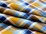 ZainSain Cotton Checkered Shirt Fabric (...