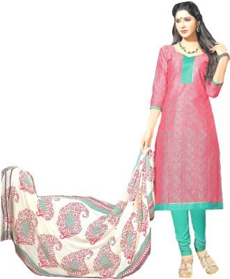 Banjaraindia Cotton Printed Salwar Suit Material