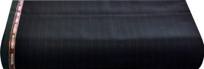 Ivo Gini Wool Striped Shirt Fabric