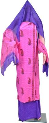 Kitty Cotton Self Design Salwar Suit Dupatta Material