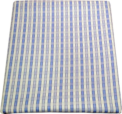 Oxford Tuscany Cotton Polyester Blend Checkered Shirt Fabric