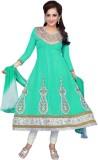 V-Karan Chiffon Embroidered Salwar Suit ...