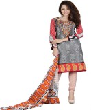 Typify Cotton Printed Salwar Suit Dupatt...