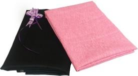 Touch Me Cotton Linen Blend Solid Shirt & Trouser Fabric(Un-stitched)