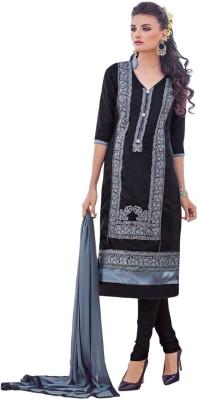 King Sales Cotton, Chanderi, Silk Embroidered Salwar Suit Dupatta Material