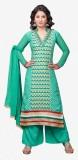 MF Brasso Embroidered Salwar Suit Dupatt...