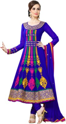 Hypnotex Viscose Self Design Salwar Suit Dupatta Material