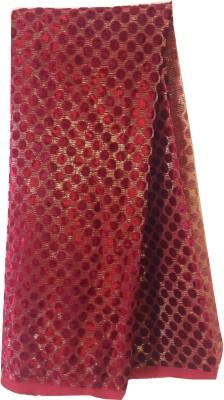 Inhika Velvet Polka Print Multi-purpose Fabric