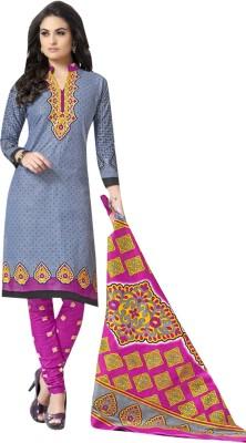 Jhumri Cotton Printed Salwar Suit Dupatta Material
