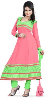Shaili Georgette Embroidered Salwar Suit Dupatta Material