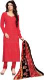 Aasvaa Georgette Embroidered Salwar Suit...