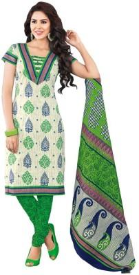 Javuli Cotton Printed Dress/Top Material