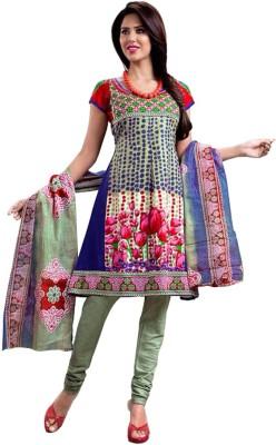 Aahira Cotton Printed Salwar Suit Dupatta Material