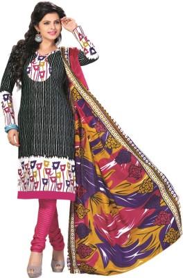 Navrang Cotton Printed Salwar Suit Dupatta Material