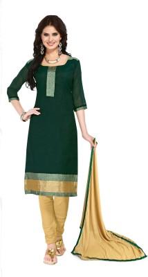 Jiya Silk Self Design Salwar Suit Dupatta Material