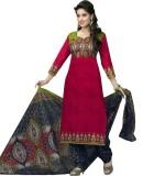 MS Fashion Cotton Printed Salwar Suit Du...