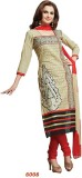 Shoppie Zone Cotton Embroidered Salwar S...