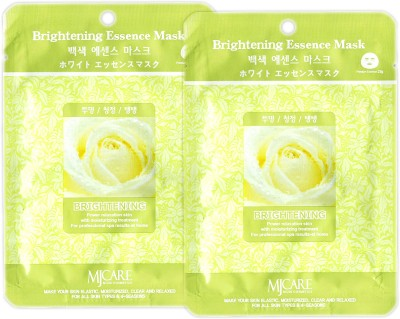 MJ CARE Brightening Essence Sheet Mask