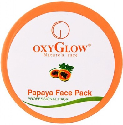 Oxyglow Papaya Face Pack(300 g)